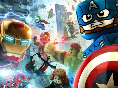 Lego Marvel's Avengers review – bricked over