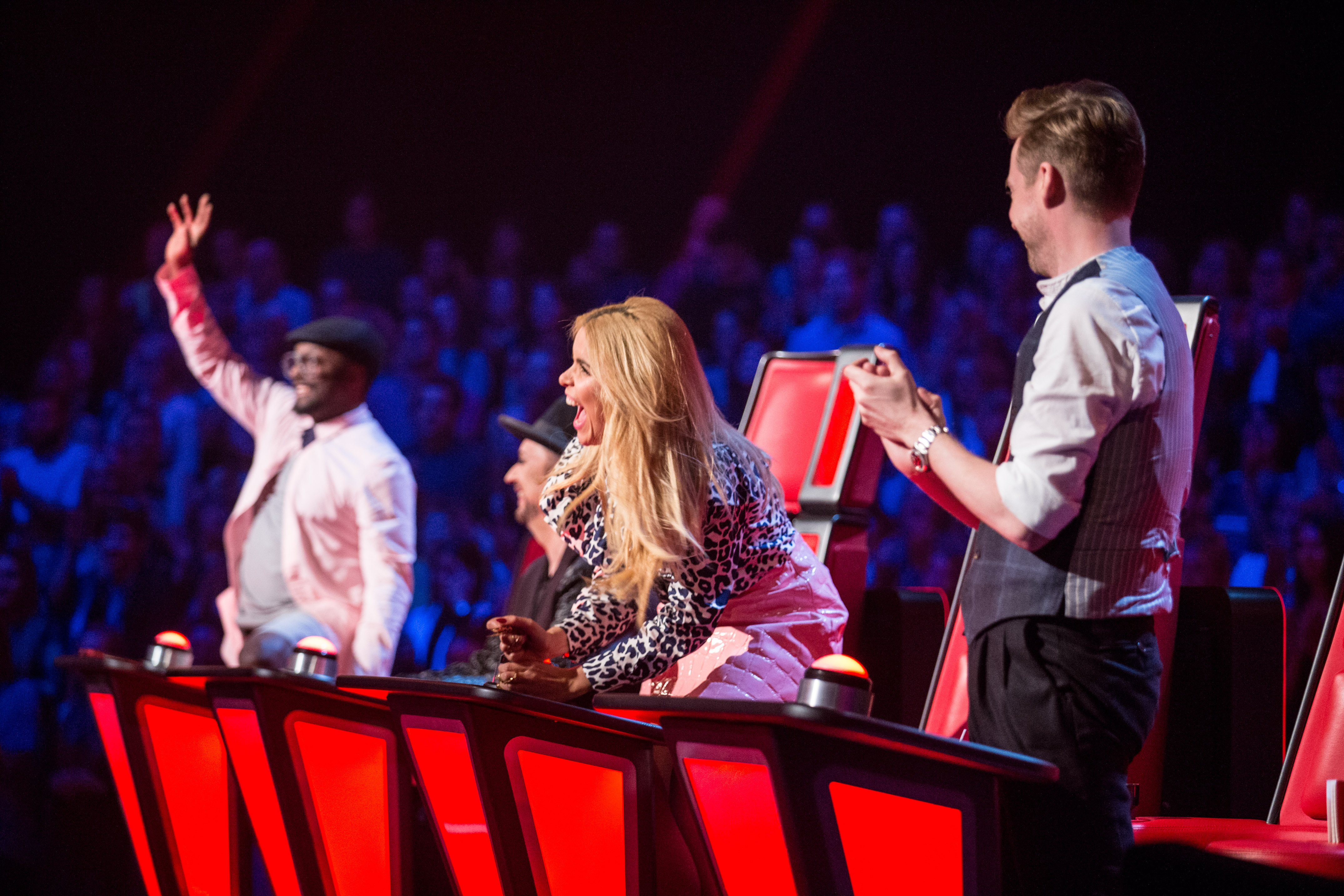 The Voice 2016: 15 things we noticed during the second blind auditions
