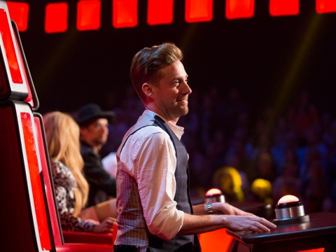 The Voice 2016: Ricky Wilson and will.i.am just had a bit of an argument