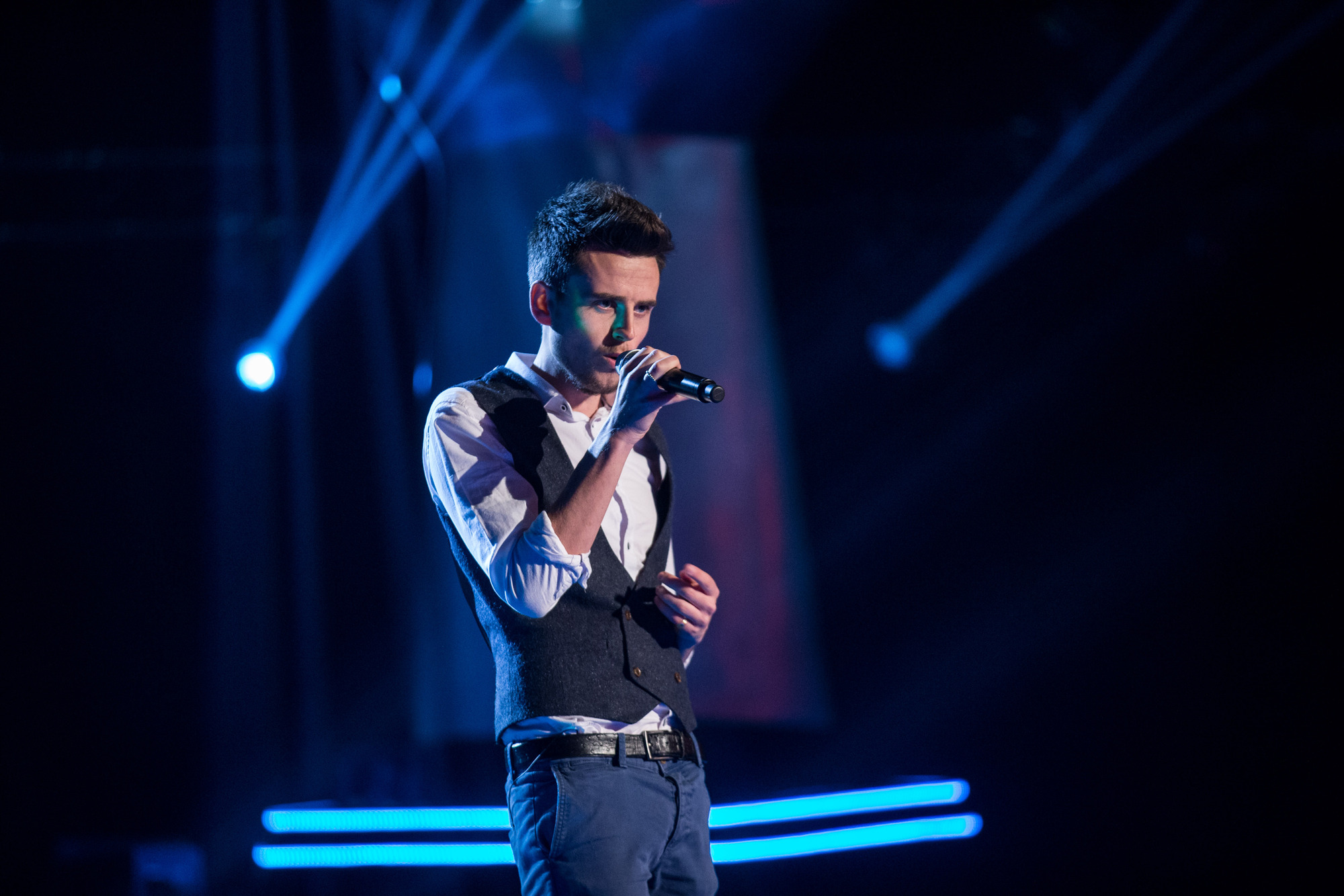 The Voice 2016: Recognise this man? It's Waterloo Road's Tom Milner – who played Paul Langley…
