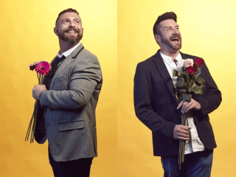 There's been another First Dates proposal between bearded couple Adam and Dan