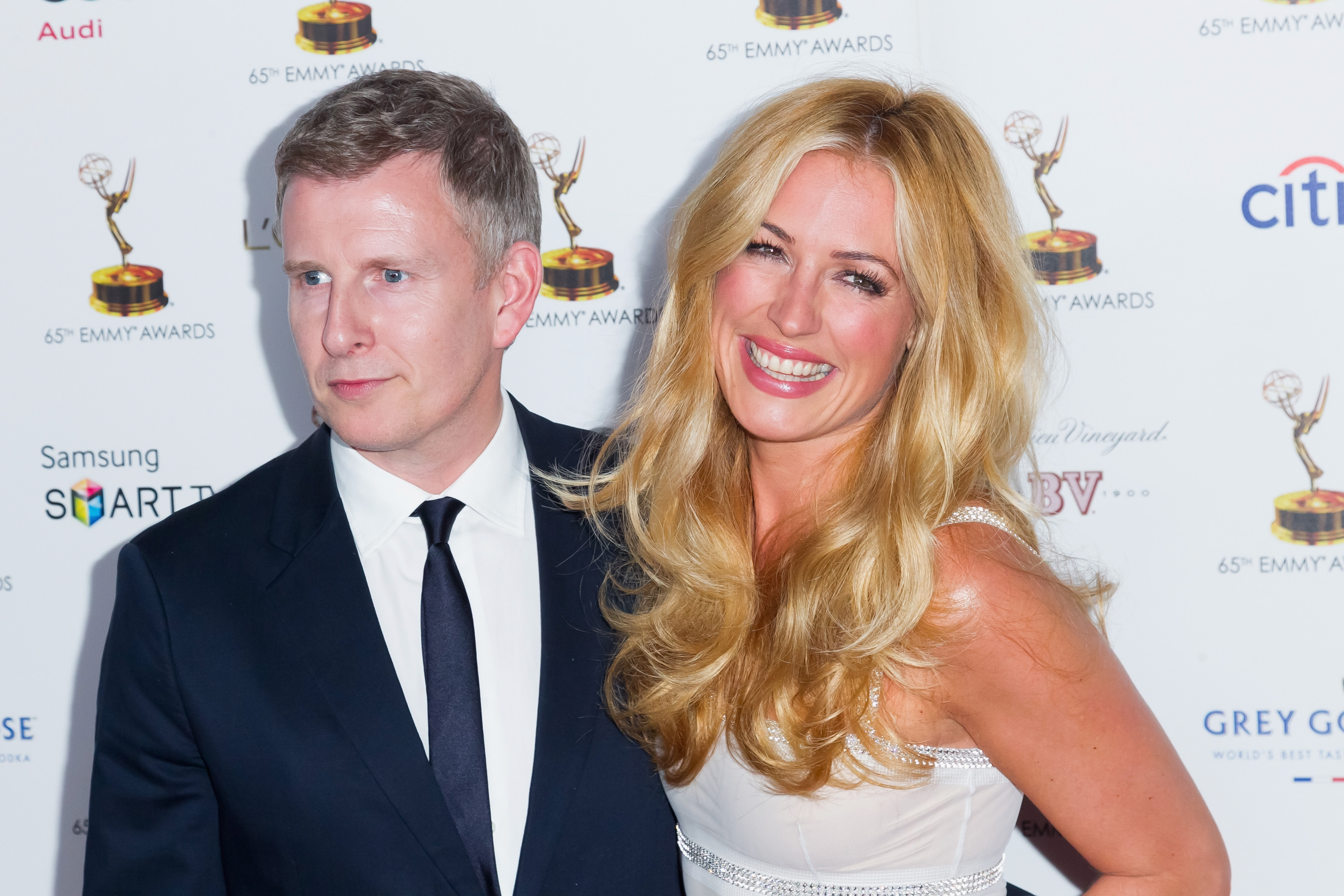 Cat Deeley 'desperate' for another baby but doctors say she is a 'geriatric mum'