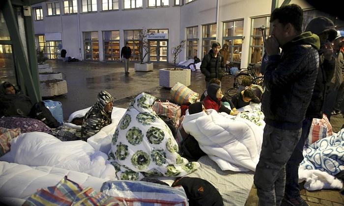Sweden took in 160,000 asylum seekers in 2015 (Picture: Reuters)