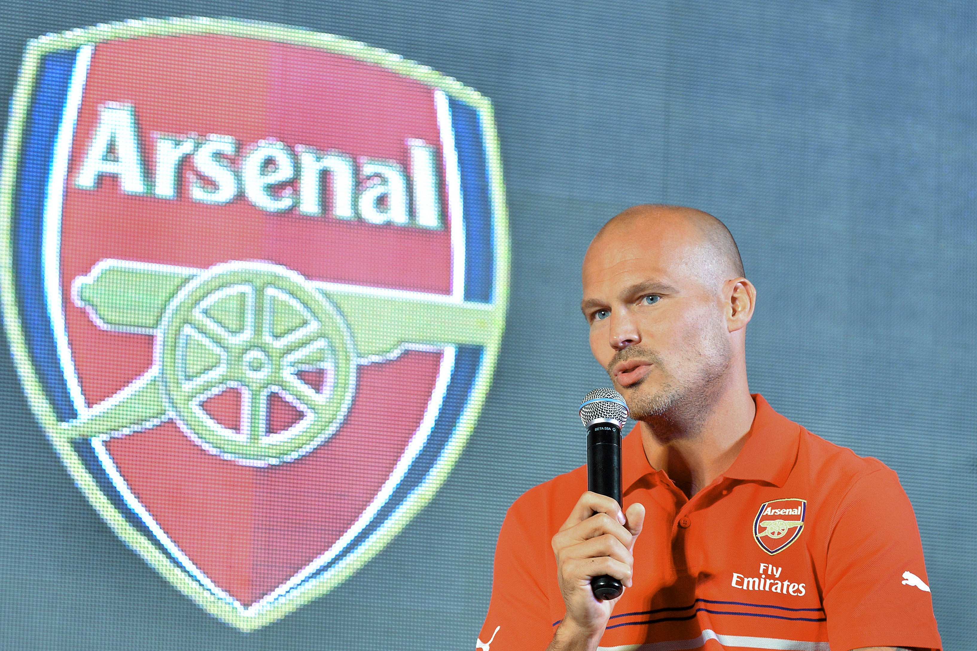 Freddie Ljungberg confirms Arsenal coaching role with youth academy