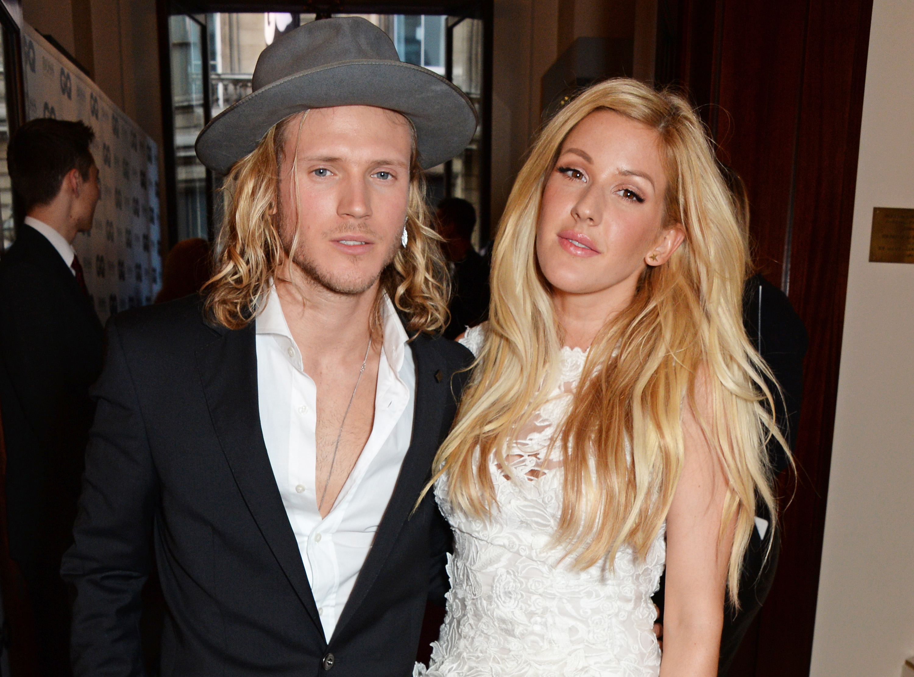 Ellie Goulding says she and Dougie Poynter get mistaken for brother and sister