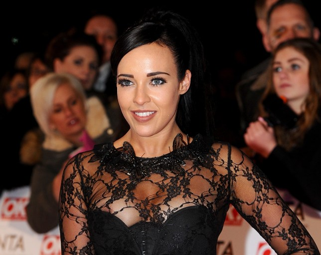 LONDON, ENGLAND - JANUARY 21: Stephanie Davis attends the National Television Awards at 02 Arena on January 21, 2015 in London, England. (Photo by Anthony Harvey/Getty Images)