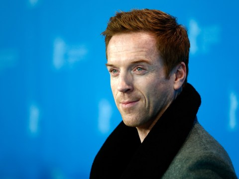 Damien Lewis hits back at critics claiming he's 'too privileged' to join comprehensive school celebrations