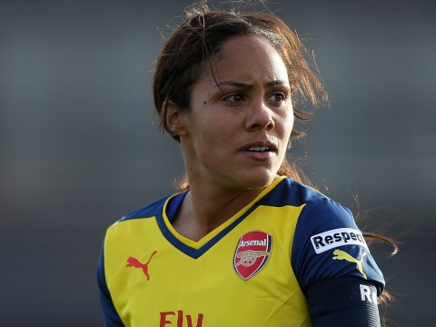 Exclusive: How current England and Arsenal star Alex Scott is pioneering the role of women in sport