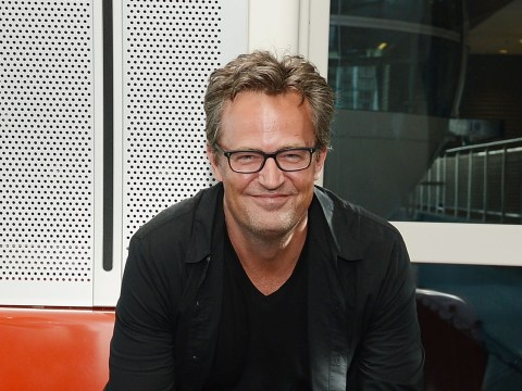 Matthew Perry doesn't remember three years of Friends because he was 'out of it'