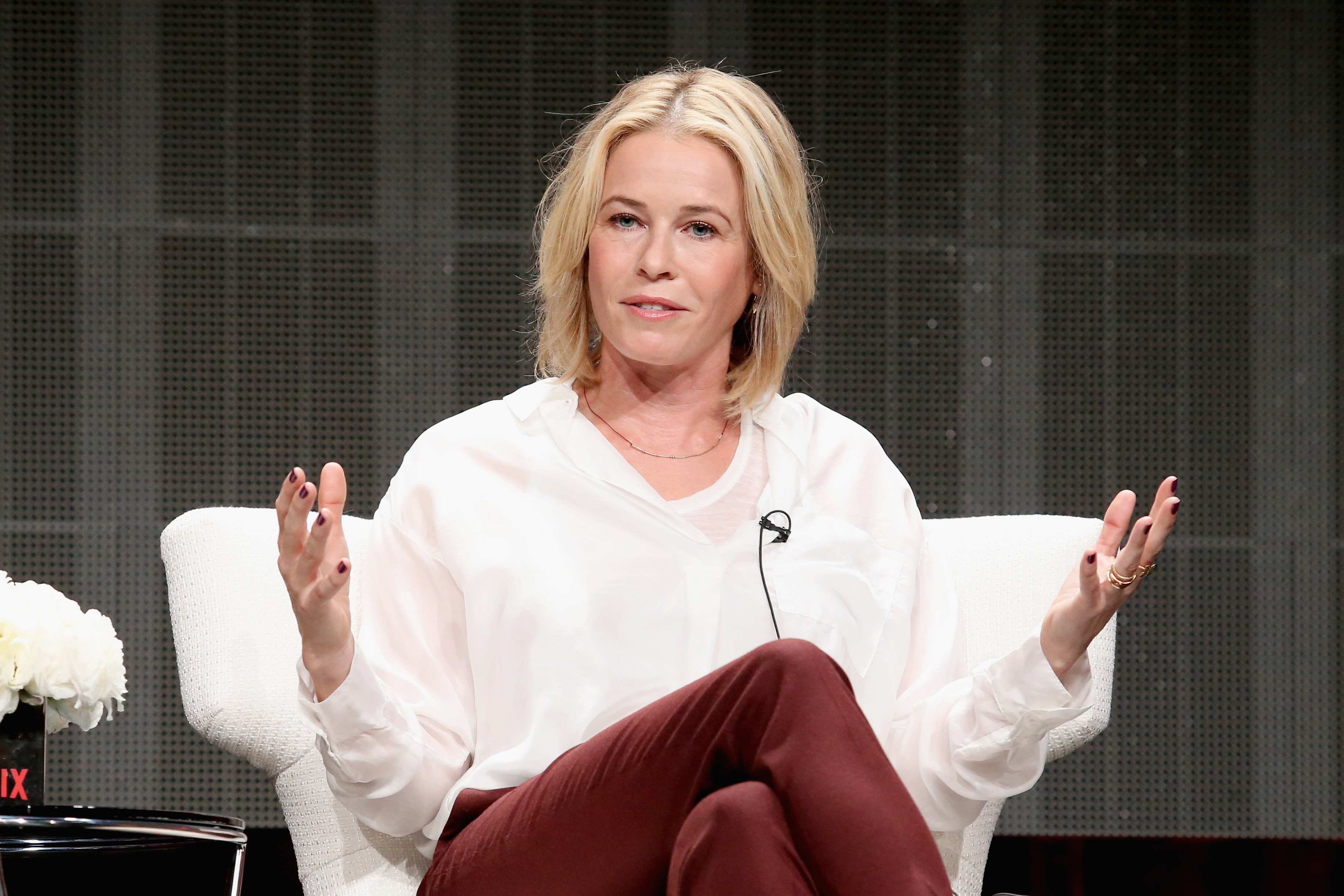 Chelsea Handler names flirty Justin Bieber as the worst celeb to interview