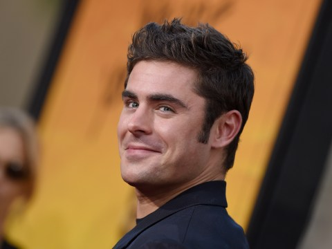 Zac Efron shuts down those Fifty Shades Of Grey sequel rumours