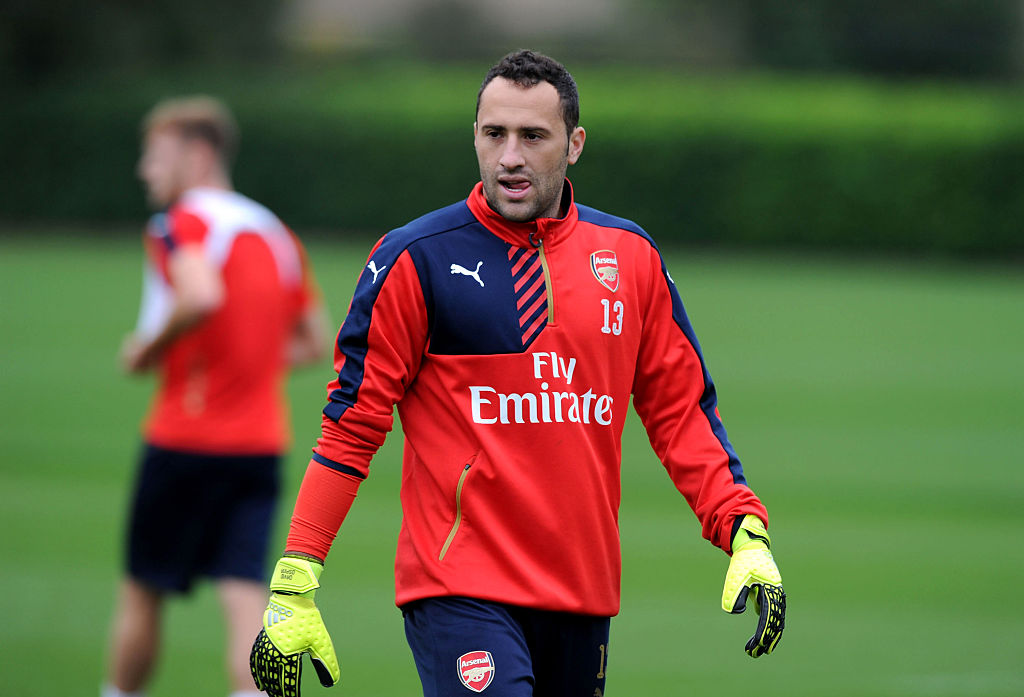 Arsene Wenger happy to let David Ospina leave Arsenal in January transfer window – report