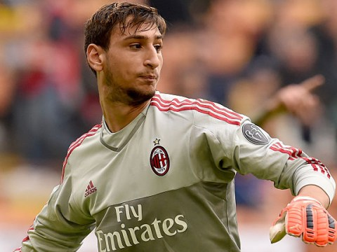 Manchester United making Gianluigi Donnarumma transfer bid – report