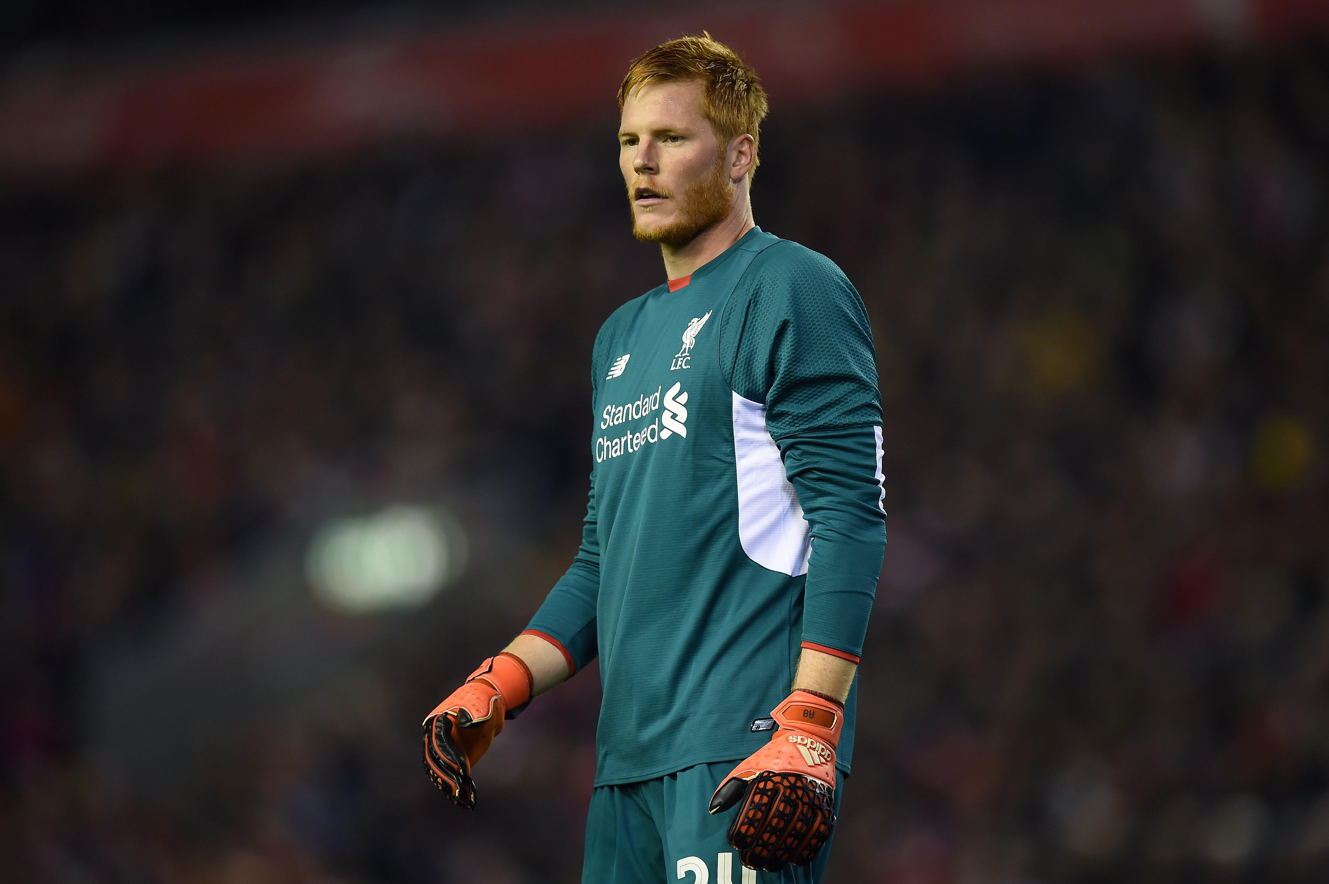 Liverpool goalkeeper Adam Bogdan's fate rests with Danny Ward