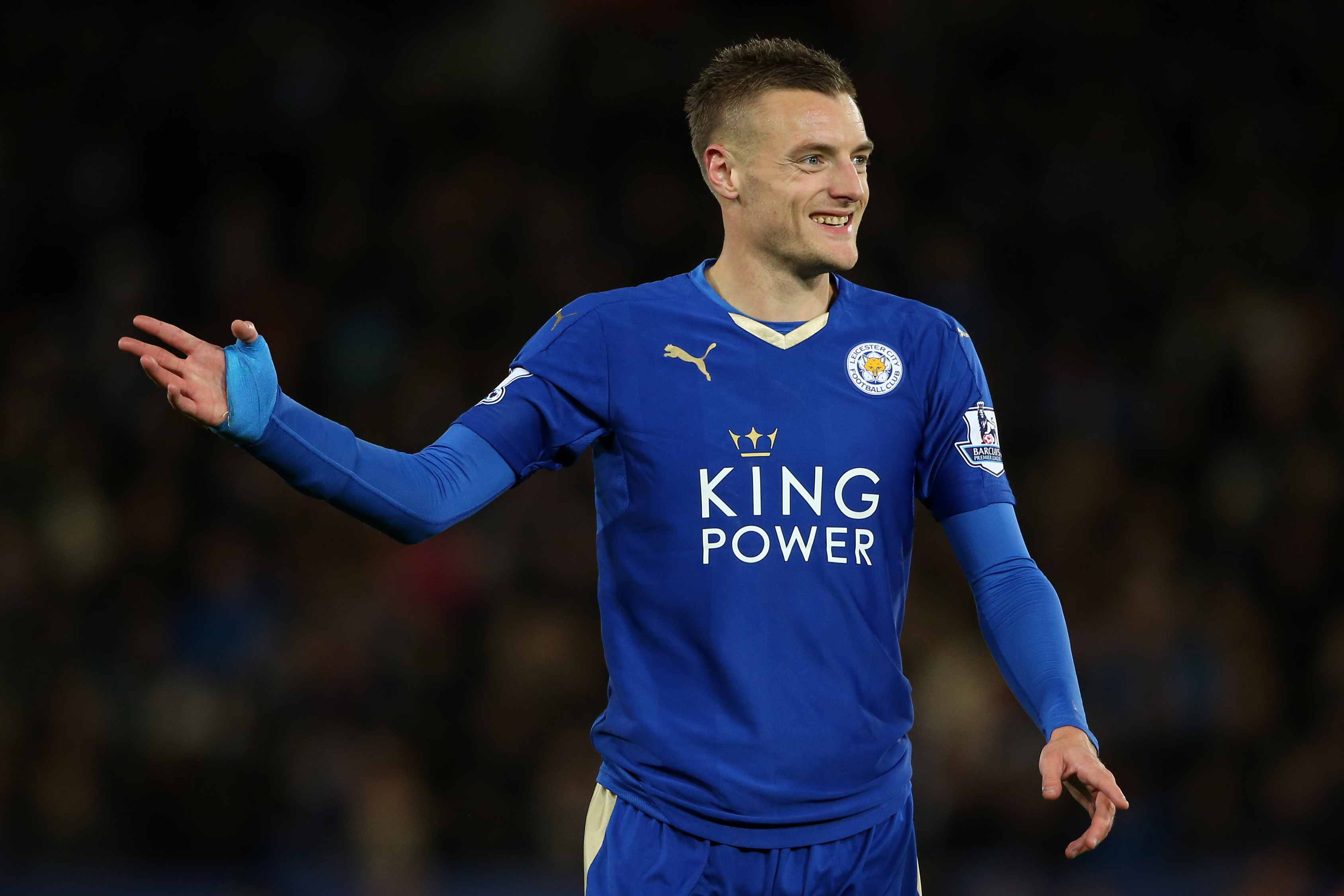 Manchester City could sell Wilfried Bony as they target Jamie Vardy transfer – report