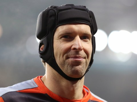 Arsenal's Petr Cech can emulate Eric Cantona if he follows up Chelsea title success