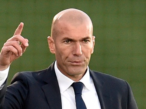 Zinedine Zidane to replace Rafael Benitez at Real Madrid – report