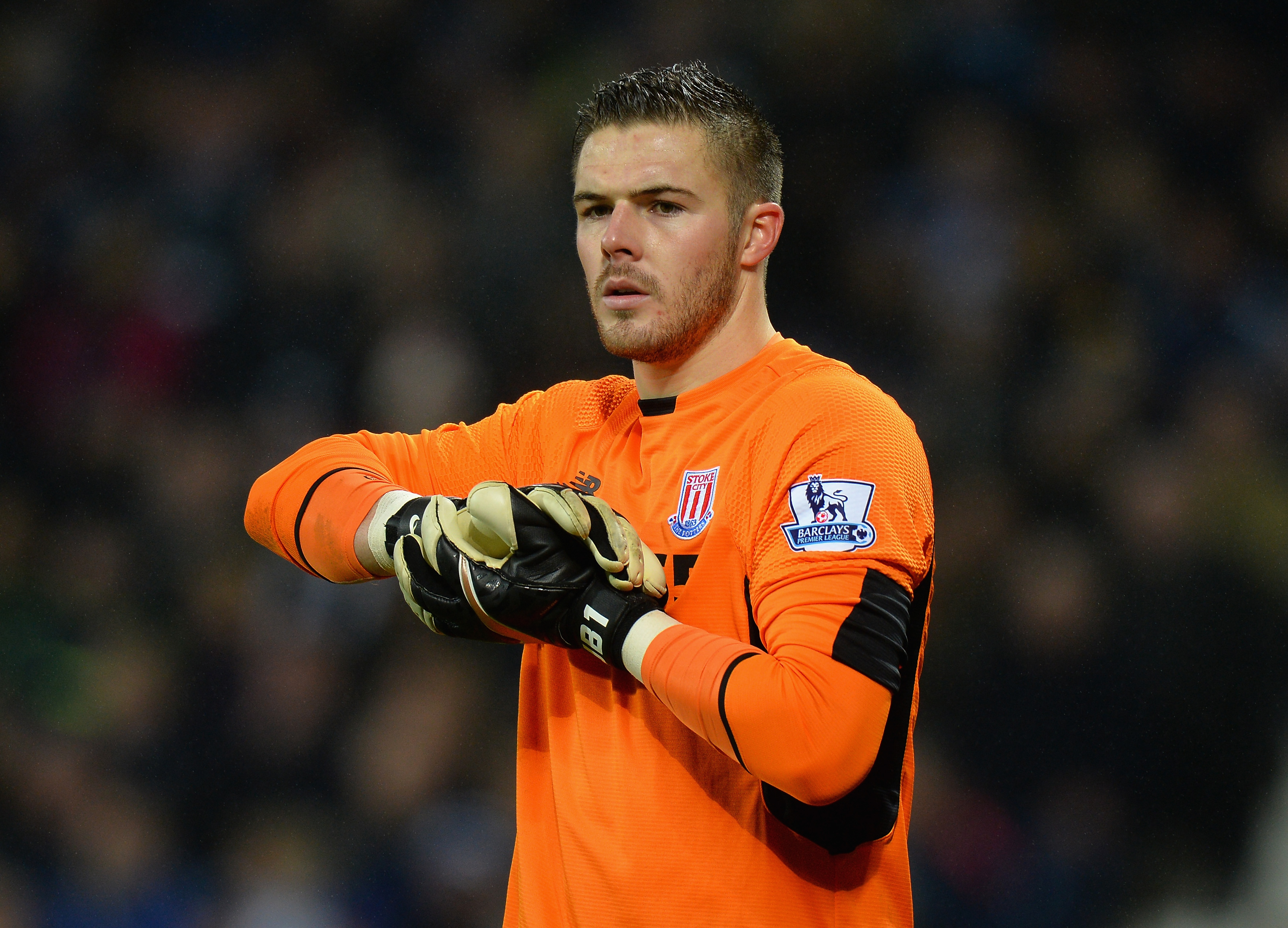 Manchester United ready to sign Jack Butland if David De Gea seals Real Madrid transfer – report
