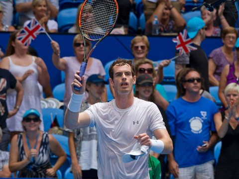 Andy Murray ready for Australian Open after easing past Alexander Zverev in Hopman Cup