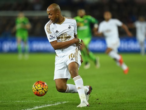Chelsea interested in Swansea City forward Andre Ayew – report
