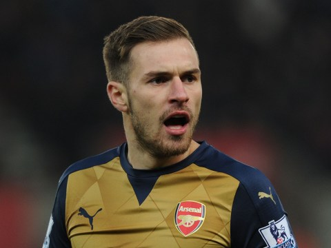Stoke City chairman Peter Coates criticises his own club's supporters for chants at Arsenal's Aaron Ramsey