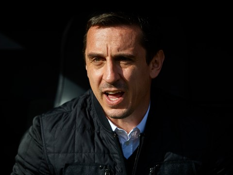 Is Valencia boss Gary Neville set for a transfer deadline day raid on Manchester United?