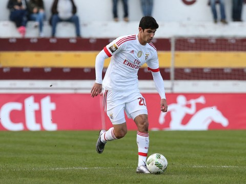 Arsenal send Luis Boa Morte to scout Man United target and Benfica winger Goncalo Guedes – report