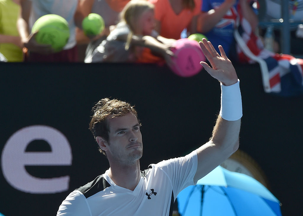 Andy Murray has no chance of losing to Joao Sousa in Australian Open, claims Greg Rusedski