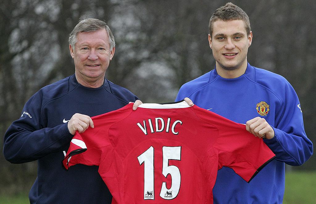 Six reasons Manchester United legend Nemanja Vidic is Sir Alex Ferguson's greatest ever signing