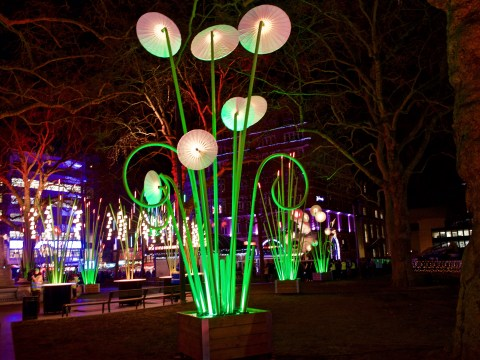 Lumiere London: 19 pictures of the light festival in the capital