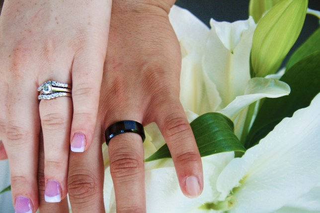 Why do we wear wedding rings on the fourth finger of the left hand