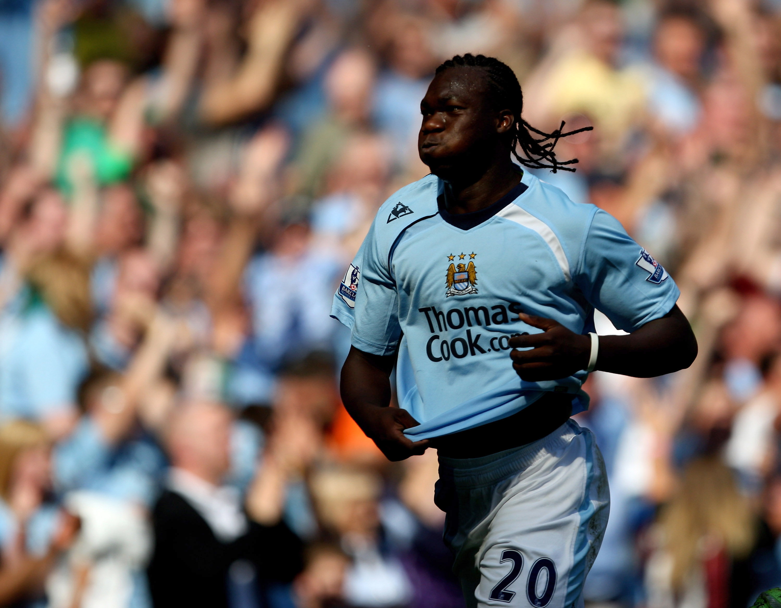 Everton 'ready to meet Espanyol's £7.3m release clause for Manchester City flop Felipe Caicedo'