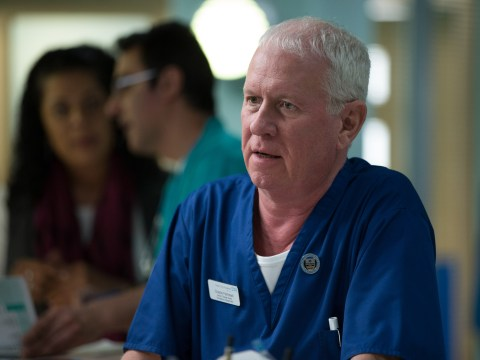 Casualty producers promise 'shocking stunt' involving Charlie Fairhead in anniversary episode