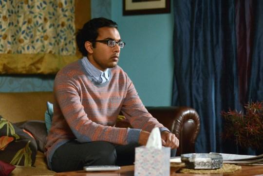Himesh Patel as Tamwar Masood