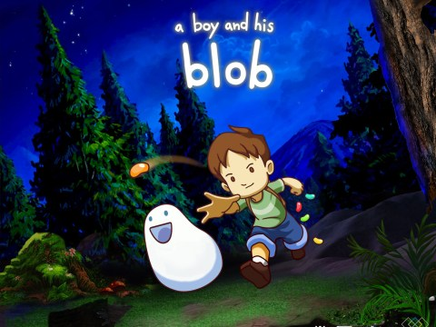 A Boy And His Blob PS4 review – bean there, done that
