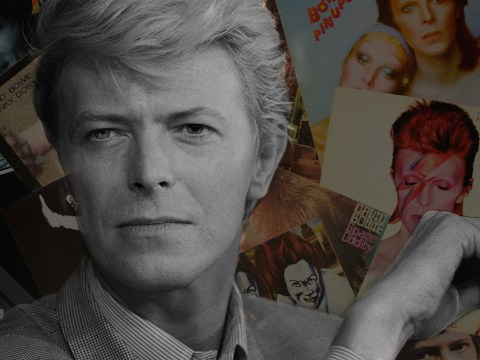 David Bowie will 'cameo' in an episode of Mick Jagger's new TV show Vinyl