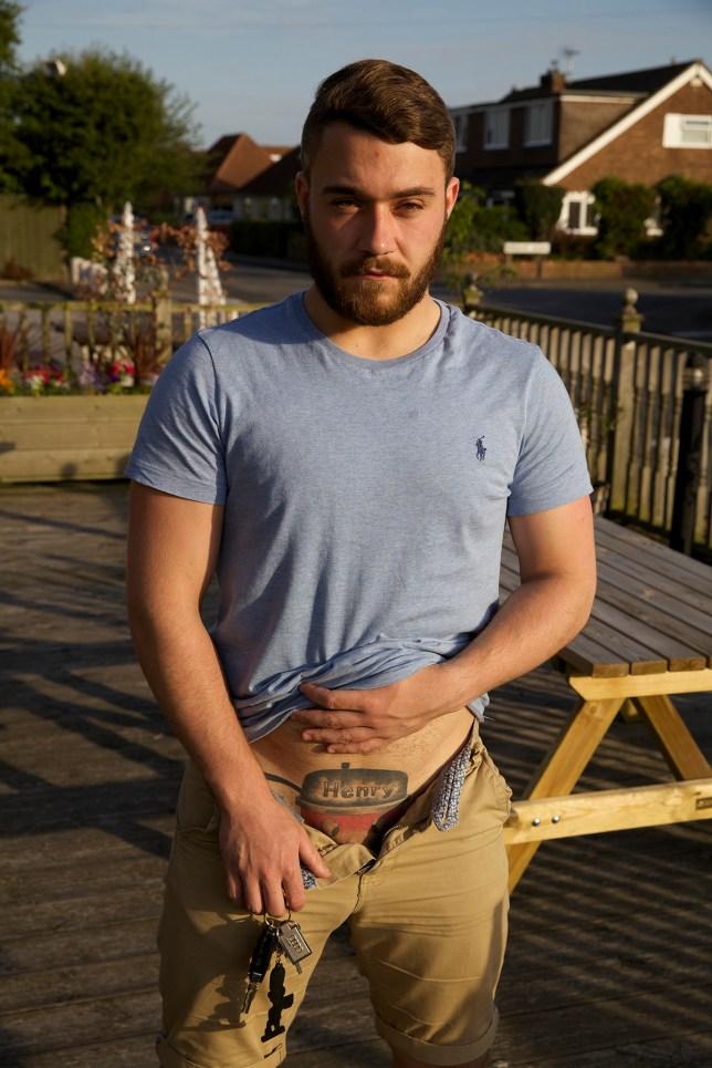 Lewis Flint, Bodyshockers