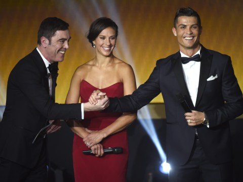 Cristiano Ronaldo refuses to rule out Manchester United transfer during interview at Ballon d'Or 2015