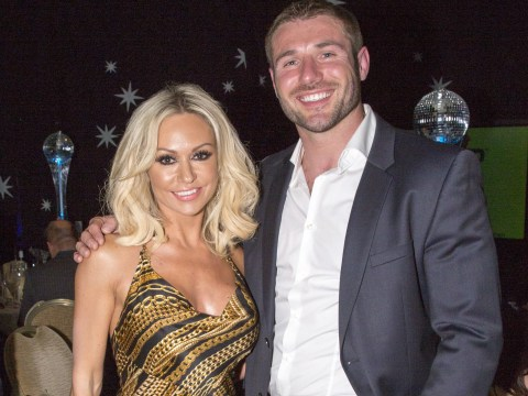 Kristina Rihanoff opens up about 'difficult' first month of motherhood