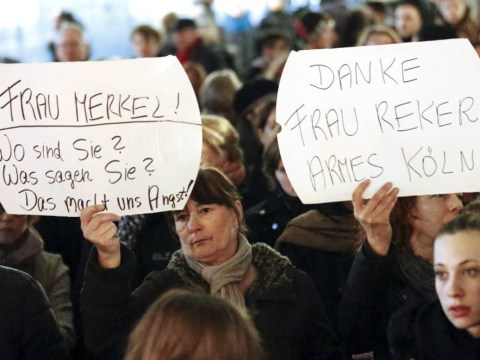 Protests sparked in Cologne over 'sexual assault of women by gang of 1,000 men on NYE'