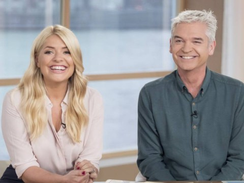 Holly Willoughby misses This Morning after her son Chester suffers a 'nasty cut' to his head
