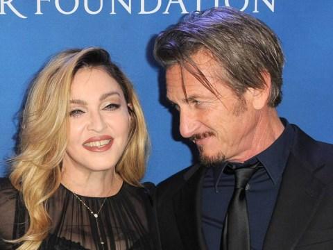 Sean Penn and Madonna ignite romance rumours as she sings for Haiti