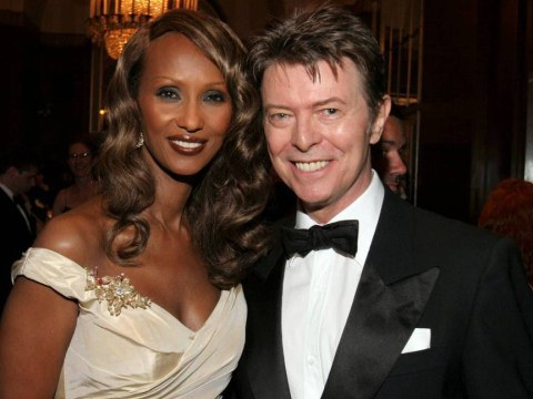 Iman talking about the secrets to a lasting marriage before David Bowie's death is heartbreaking
