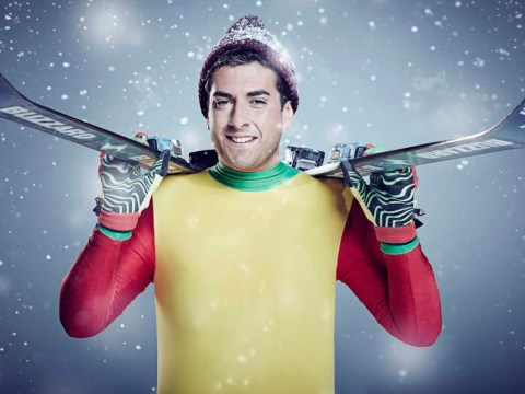 James Argent might be returning to The Jump… but he's apparently pretty worried about getting injured