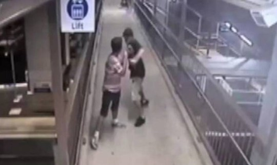 A NSW father who abandoned his baby son at a train station to chase after a friend and punch him unconscious is facing jail time.