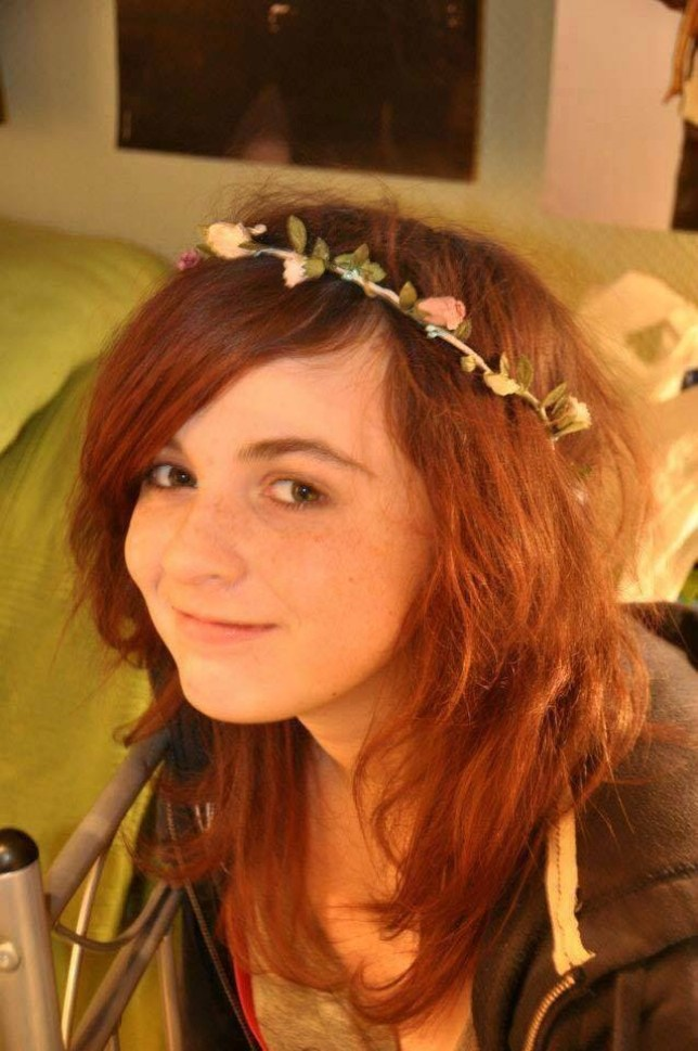 Jess Fairclough who died of a rare form of cancer aged 18
