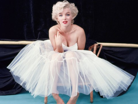 Rarely seen photos of Marilyn Monroe are on show in London