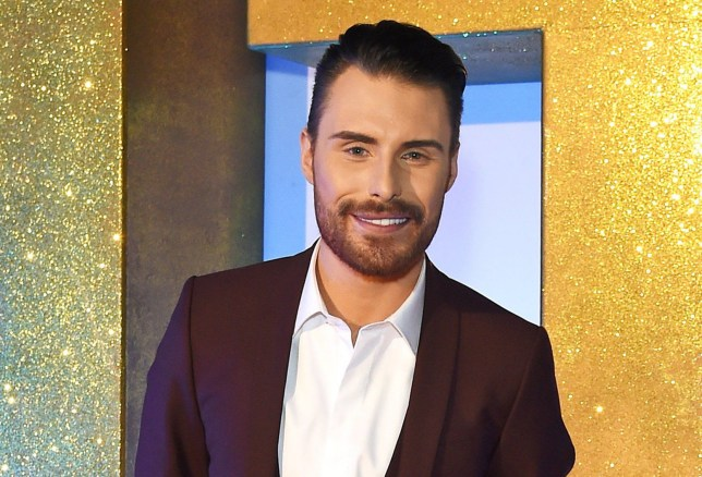 LONDON, ENGLAND - JANUARY 20: Rylan Clark attends the 21st National Television Awards at The O2 Arena on January 20, 2016 in London, England. (Photo by David M. Benett/Dave Benett/Getty Images)