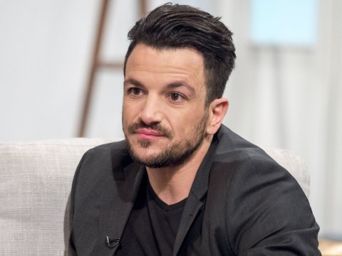 Peter Andre isn't against smacking kids, says it didn't do him any harm