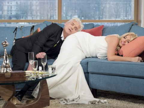 Phillip Schofield says Holly Willoughby is to blame for all those This Morning hangovers